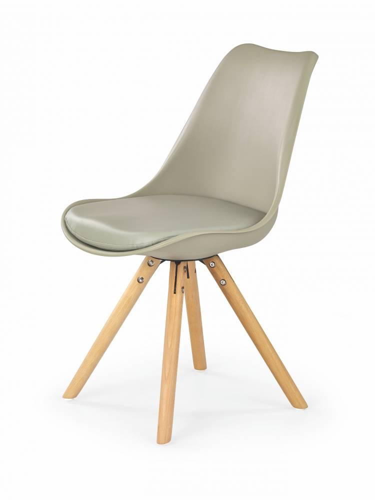 Jedálenská stolička K201 (khaki)
