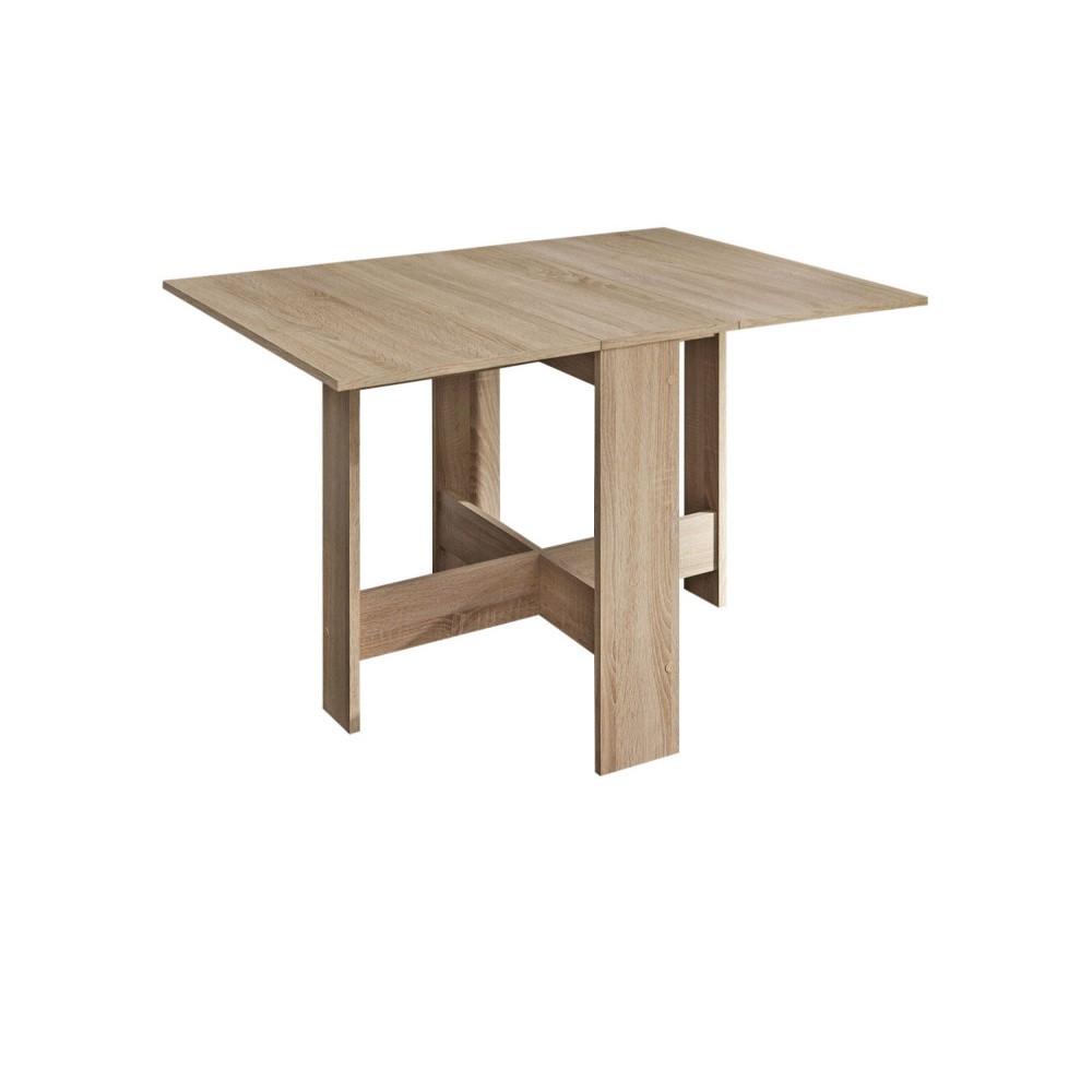 Rozkladací jedálenský stôl Symbiosis Claud Quatre
