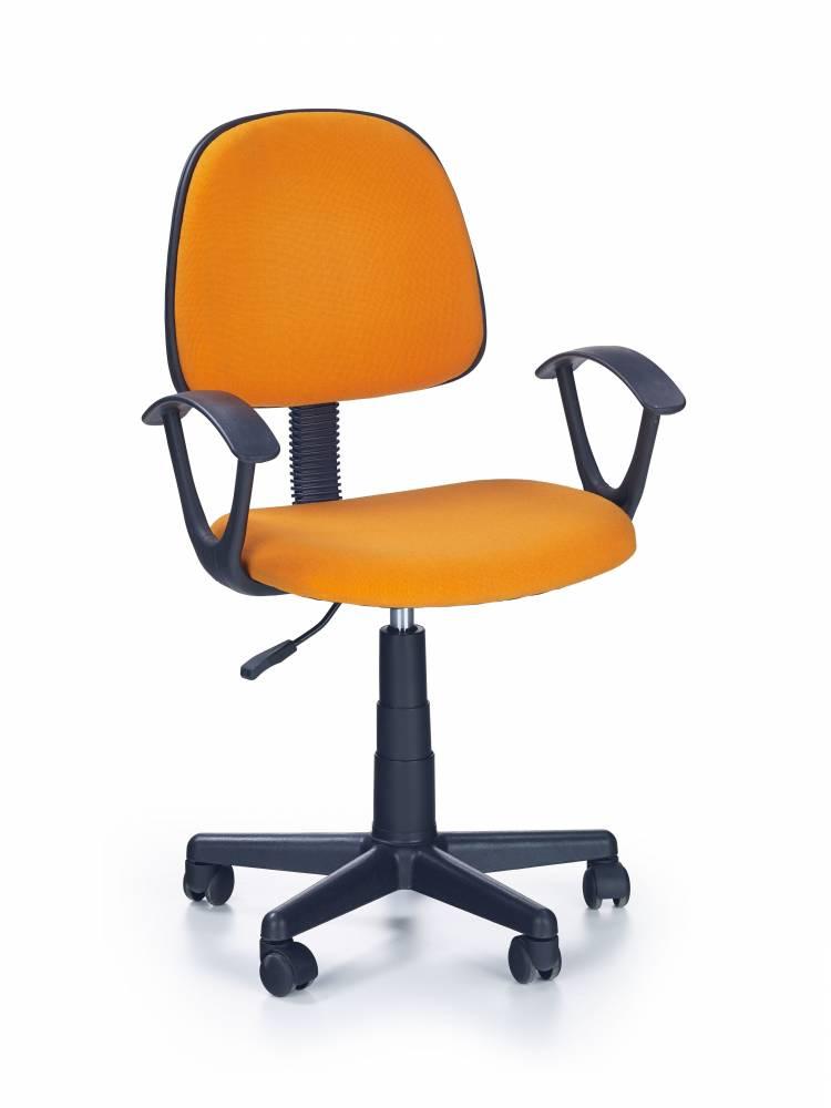 Detská stolička DARIAN BIS pomarančová