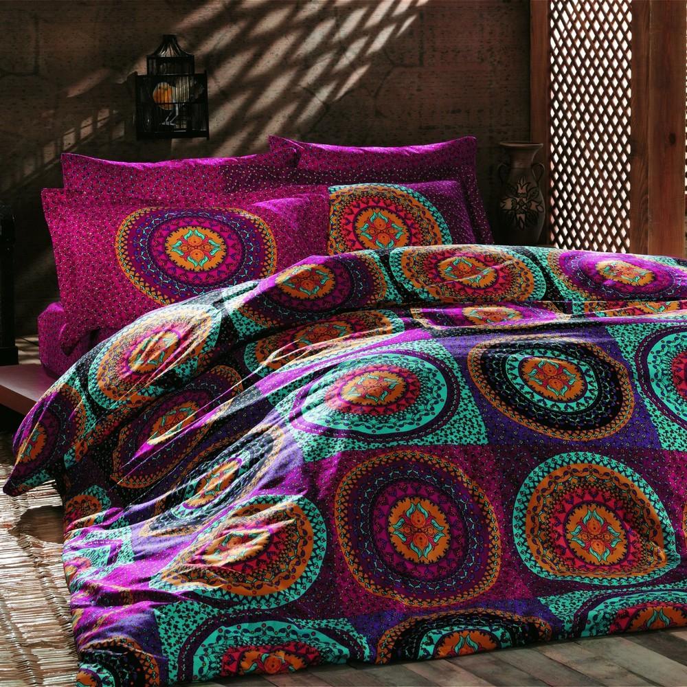 Obliečky Gipsy s plachtou, 200x220 cm