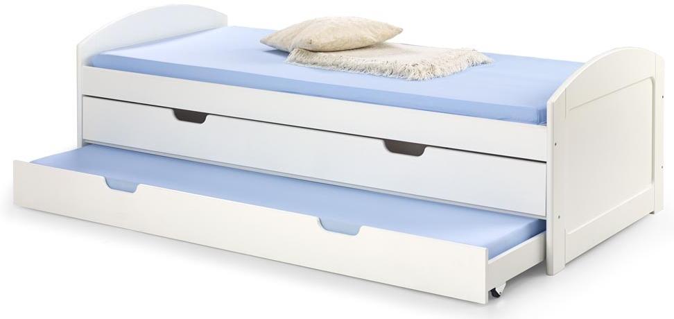 Detská posteľ 90 cm Laguna (s roštom)