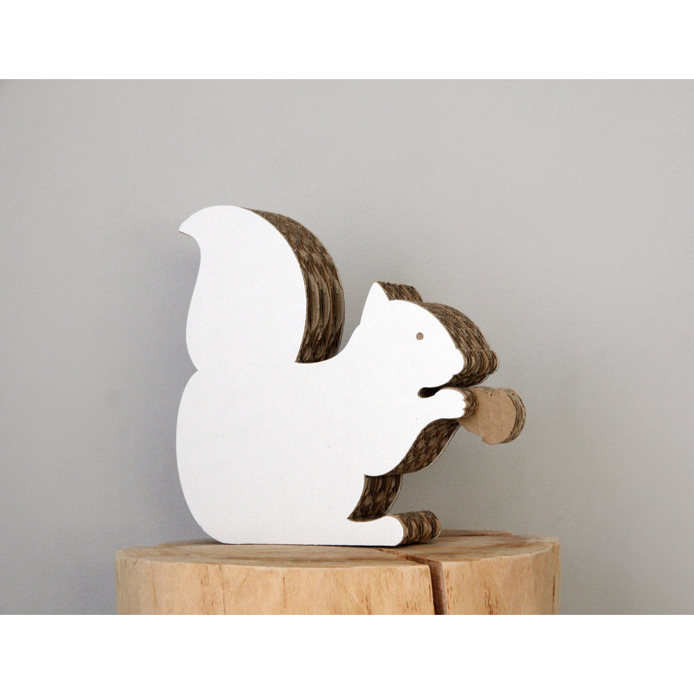 Dekorácia na pokreslenie Unlimited Design For Children Veverička