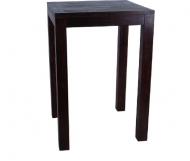 Furniture nábytok  Masívny jedálenský barový stôl z Palisanderu  Džahángír  75x75x110 cm