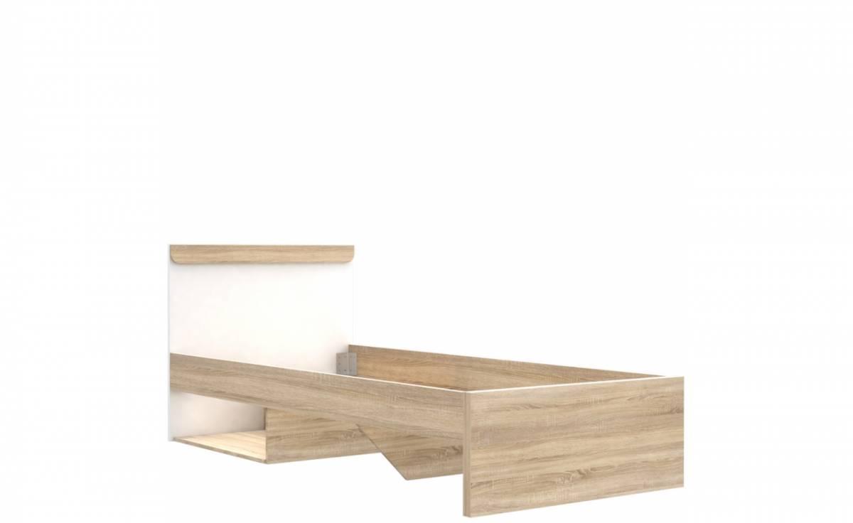 Jednolôžková posteľ LACE LCXL091