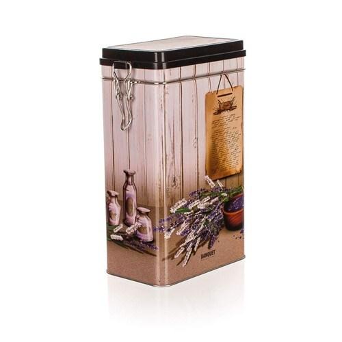 Banquet Lavender Plechovka s patentným uzáverom,