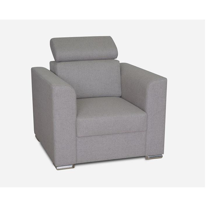 Kreslo na objednávku k luxusnej sedacej súprave, béž, MARIETAKUMAX nabytok.sk
