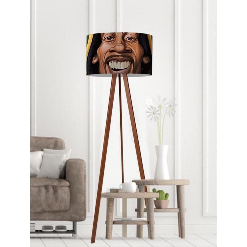 Stojacia lampa Bob Marley