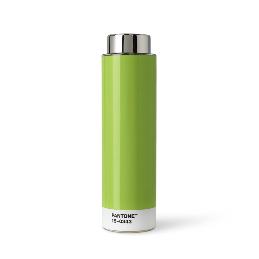 Zelená fľaša z tritanu Pantone, 500 ml