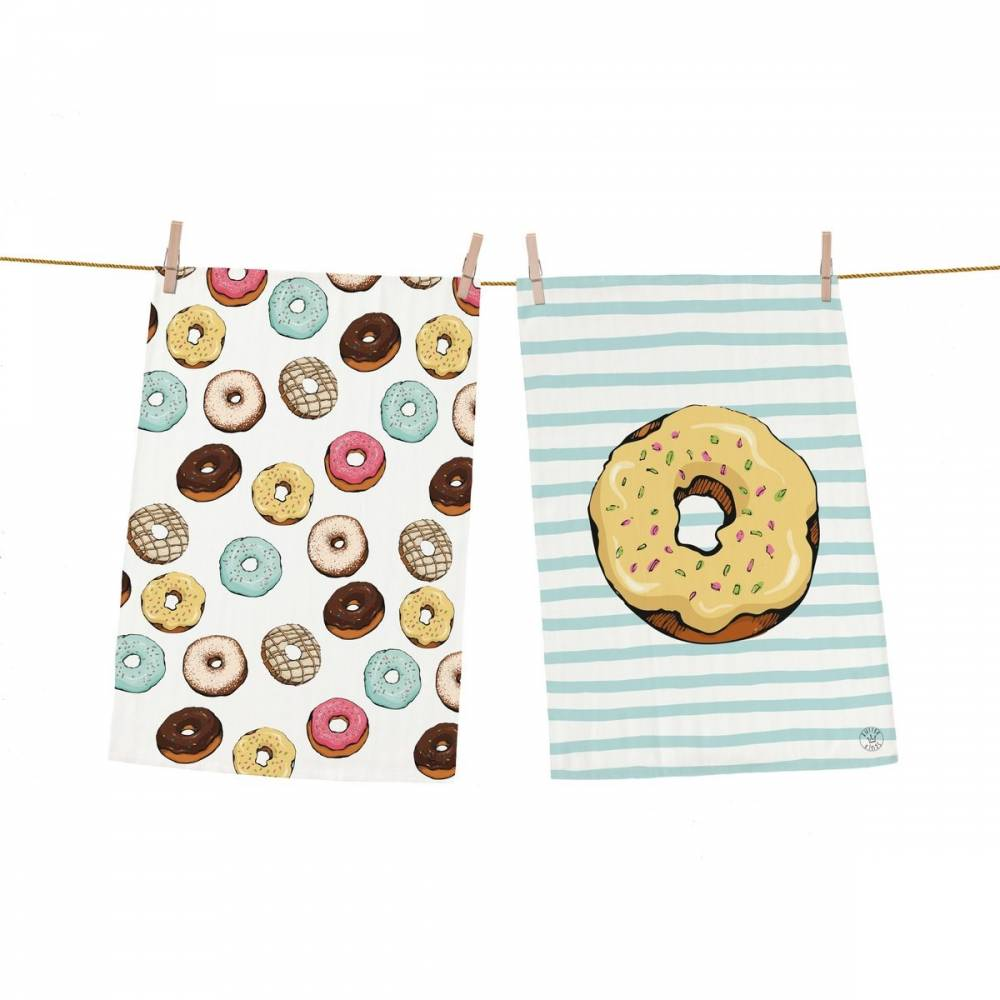 Butter Kings Kuchynská utierka Tasty donuts