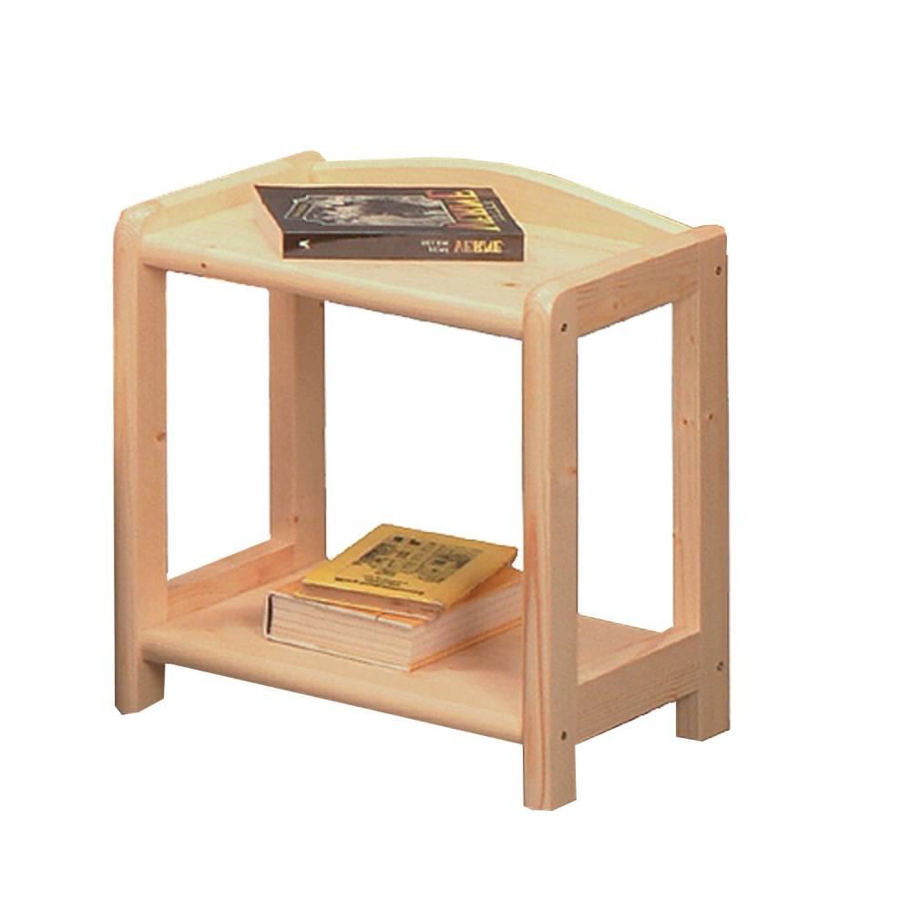 Nočný stolík IDEA 710 masív