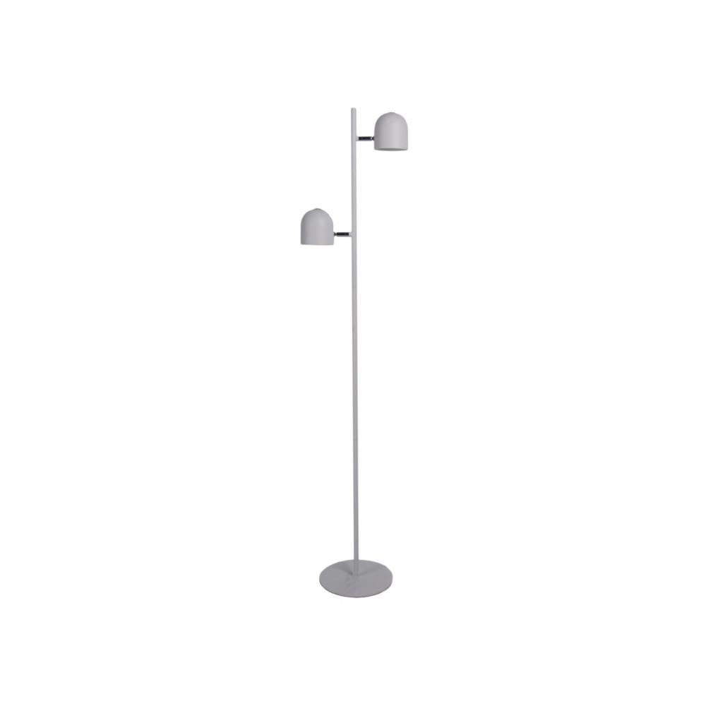 Biela stojacia lampa Leitmotiv Delicate