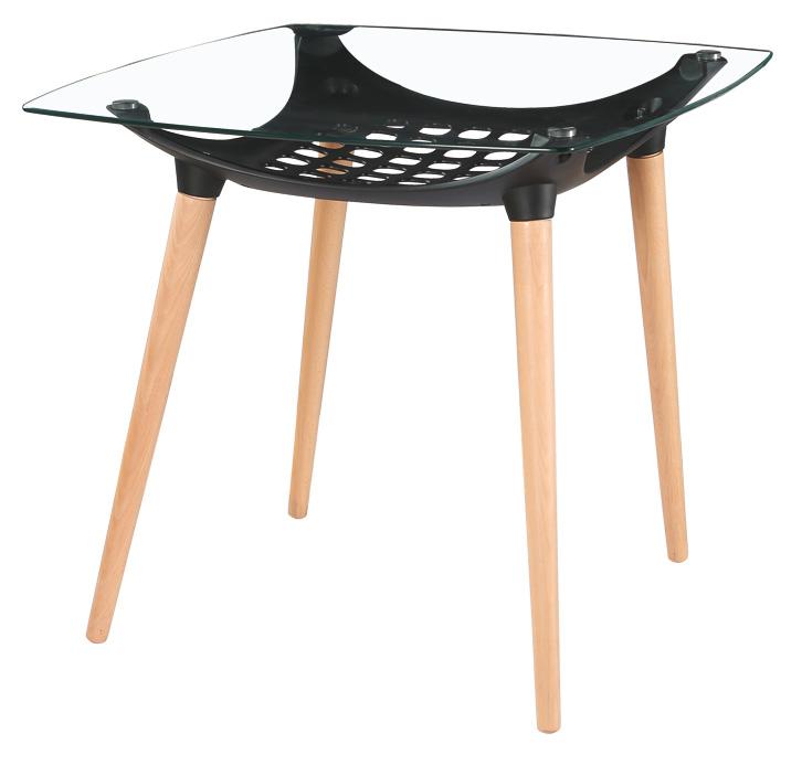 NOCCHI jedálenský stôl, čierny