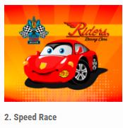 Šatníková skriňa Lucky   Prevedenie: Speed Race