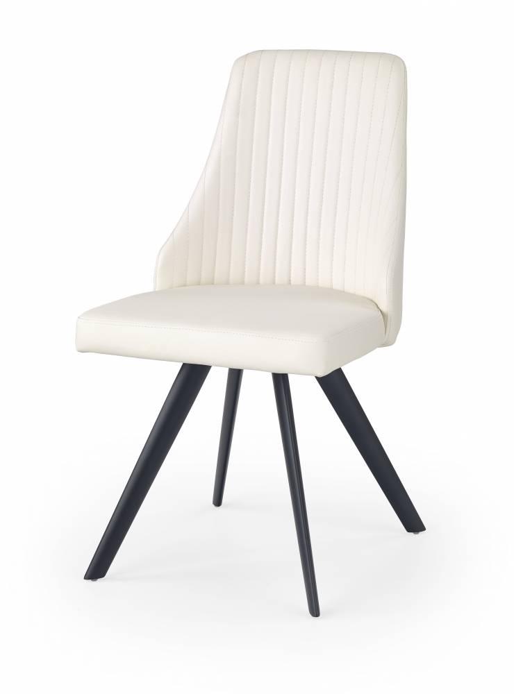 Jedálenská stolička K206 (biela)