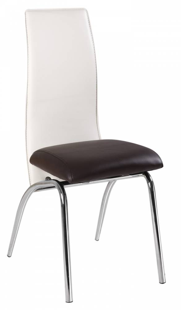 Jedálenská stolička Double béžová