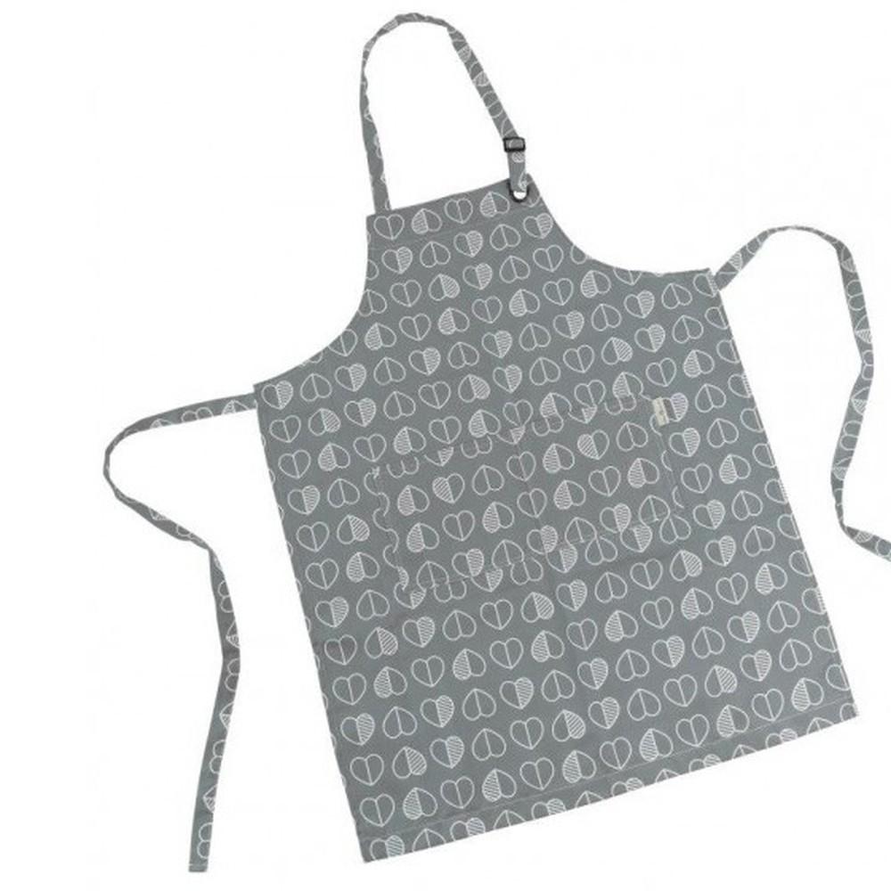 Kuchynská zástera Navigate Confetti Slate