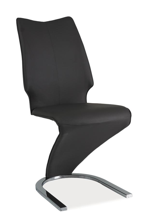 HK-050 jedálenská stolička, sivá