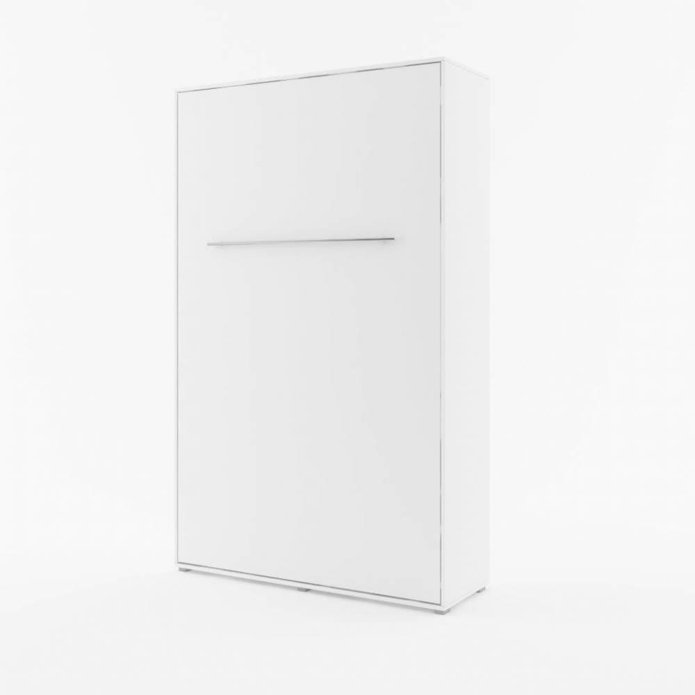 Sklápacia posteľ KOMFORT PRO CP-02, biela