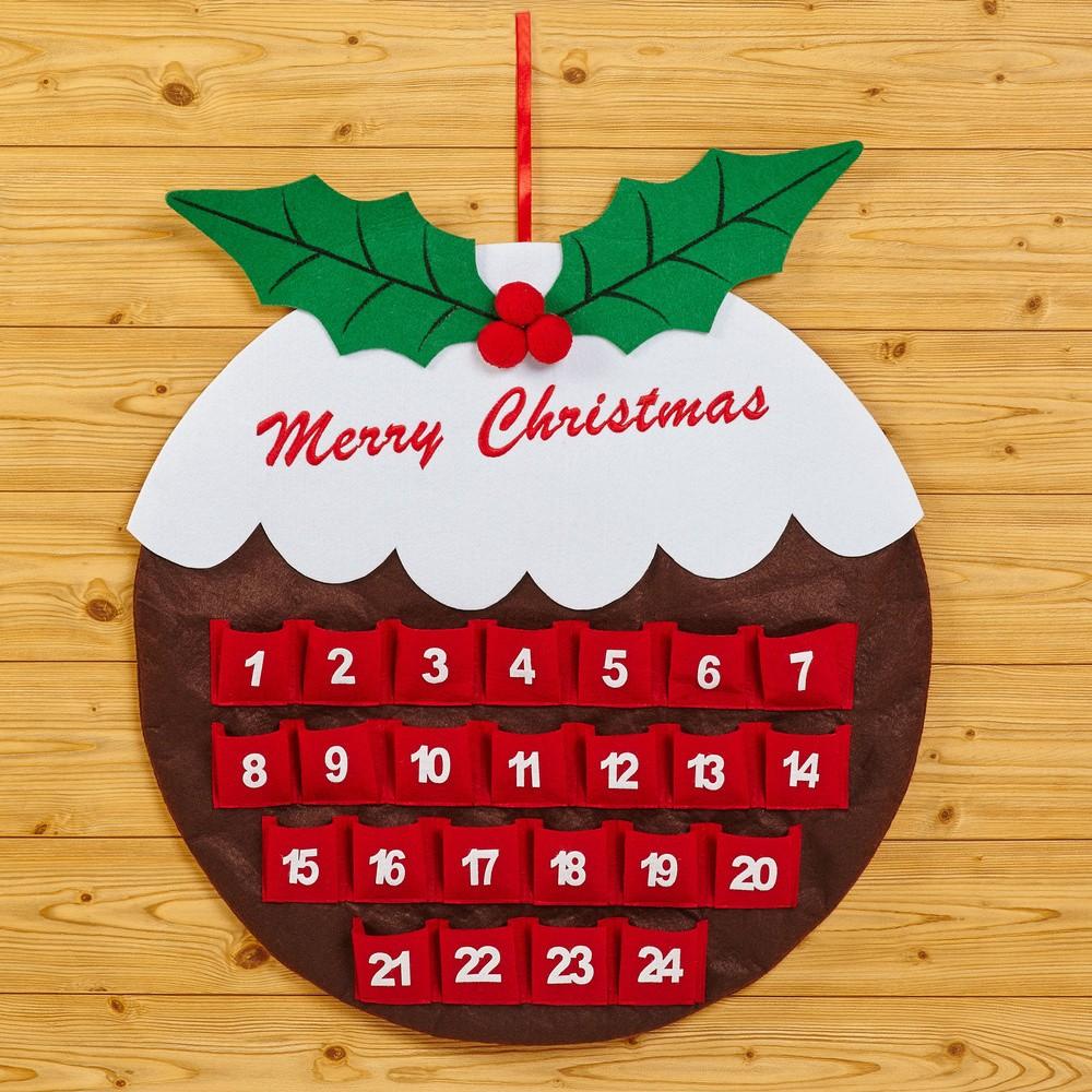 Adventný kalendár Neviti Christmas Pudding