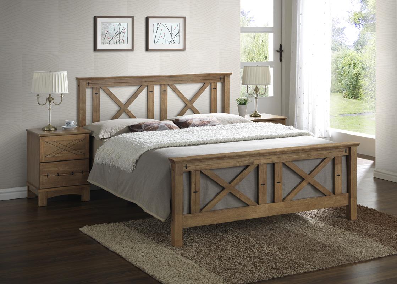 Drevená posteľ RANGER 180