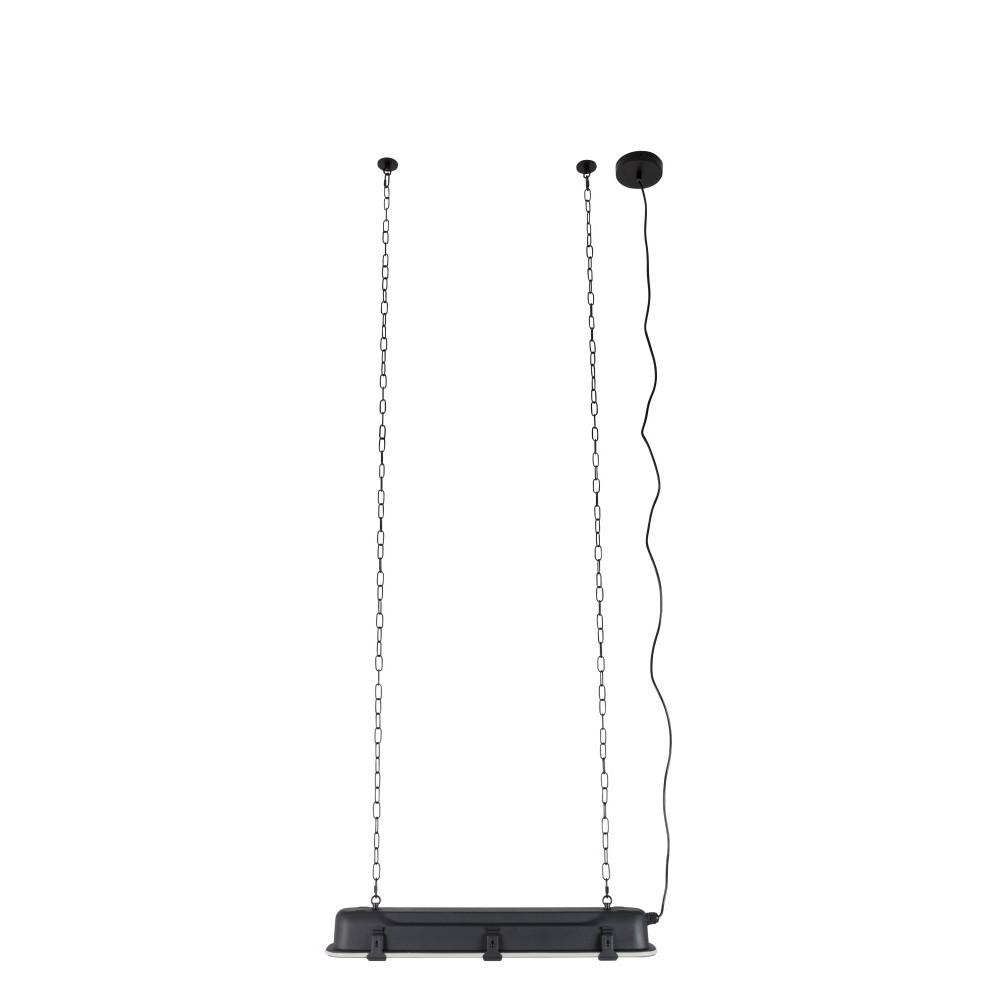 Čierne stropné svietidlo Zuiver Prime GTA L