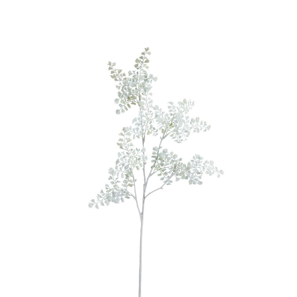 Umelá dekoratívna vetvička paprade J-Line, dĺžka 67 cm