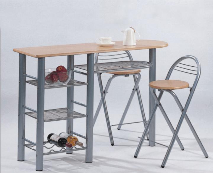 Barové stoličky + barový pult, BOXER