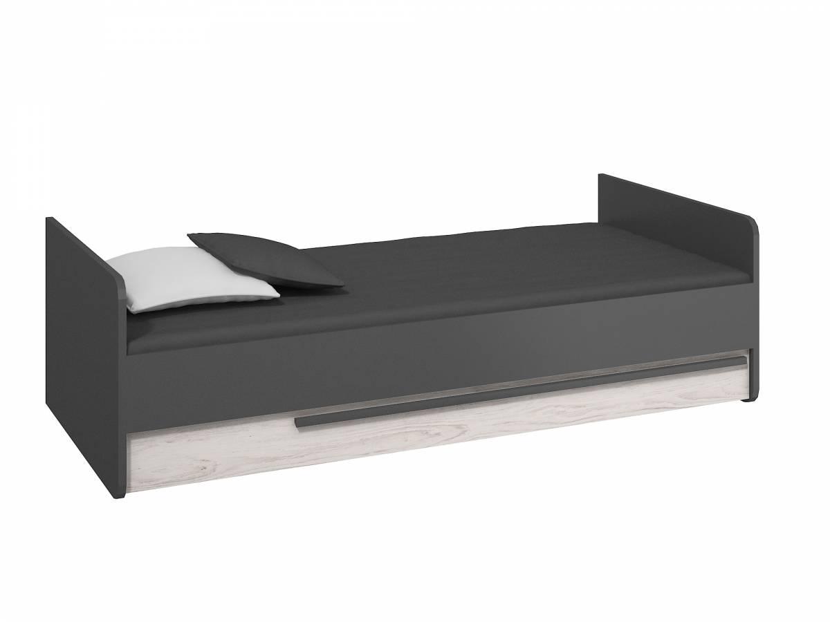 Jednolôžková posteľ 90 cm