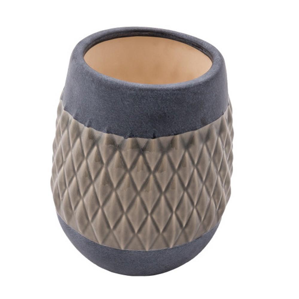 Keramická váza Zuiver Nito Clay, výška 23 cm