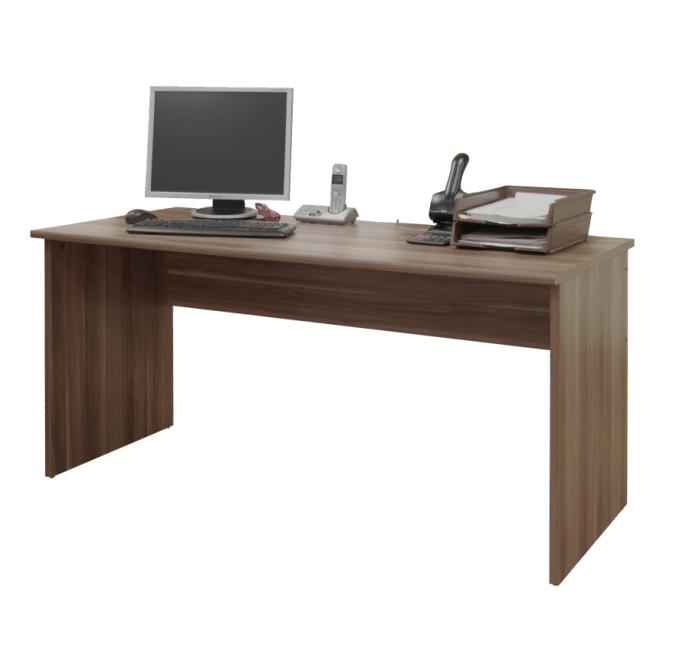Kancelársky stôl JOHAN 01 / slivka