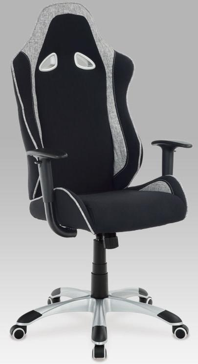 Kancelárske kreslo KA-E550 BK