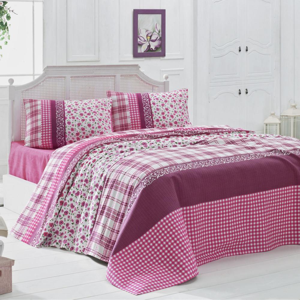 Prikrývka cez posteľ Pelin, 200x230 cm