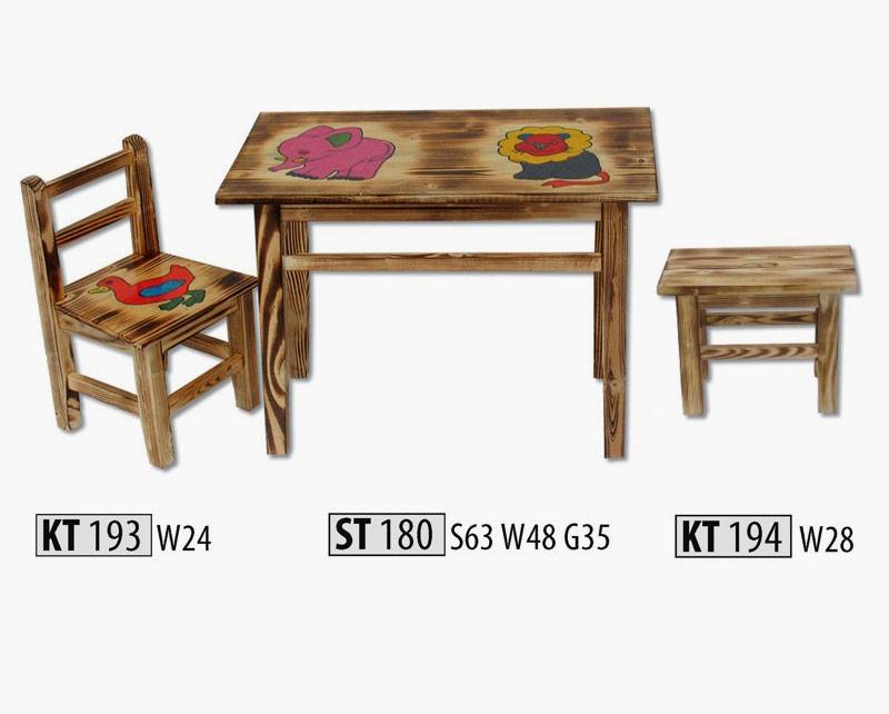 AD232 Detský stôl