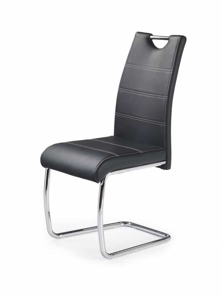 Jedálenská stolička K211 (čierna)