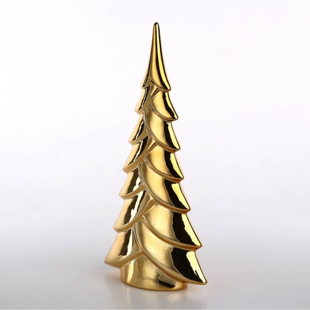 Altom Porcelánová vianočná dekorácia Tree, 30 cm