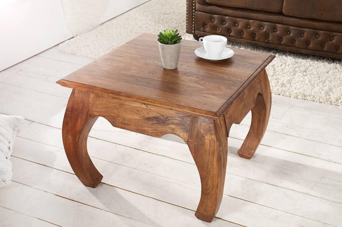 Konferenčný stolík OPIUM 60 cm - prírodná