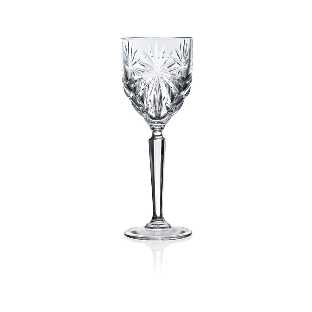 Set 6 pohárov na cherry RCR Cristalleria Italiana Lucia