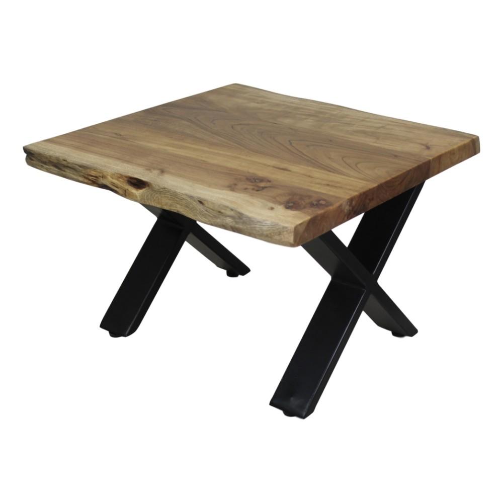 Konferenčný stolík z akáciového dreva HSM collection, dĺžka 50cm
