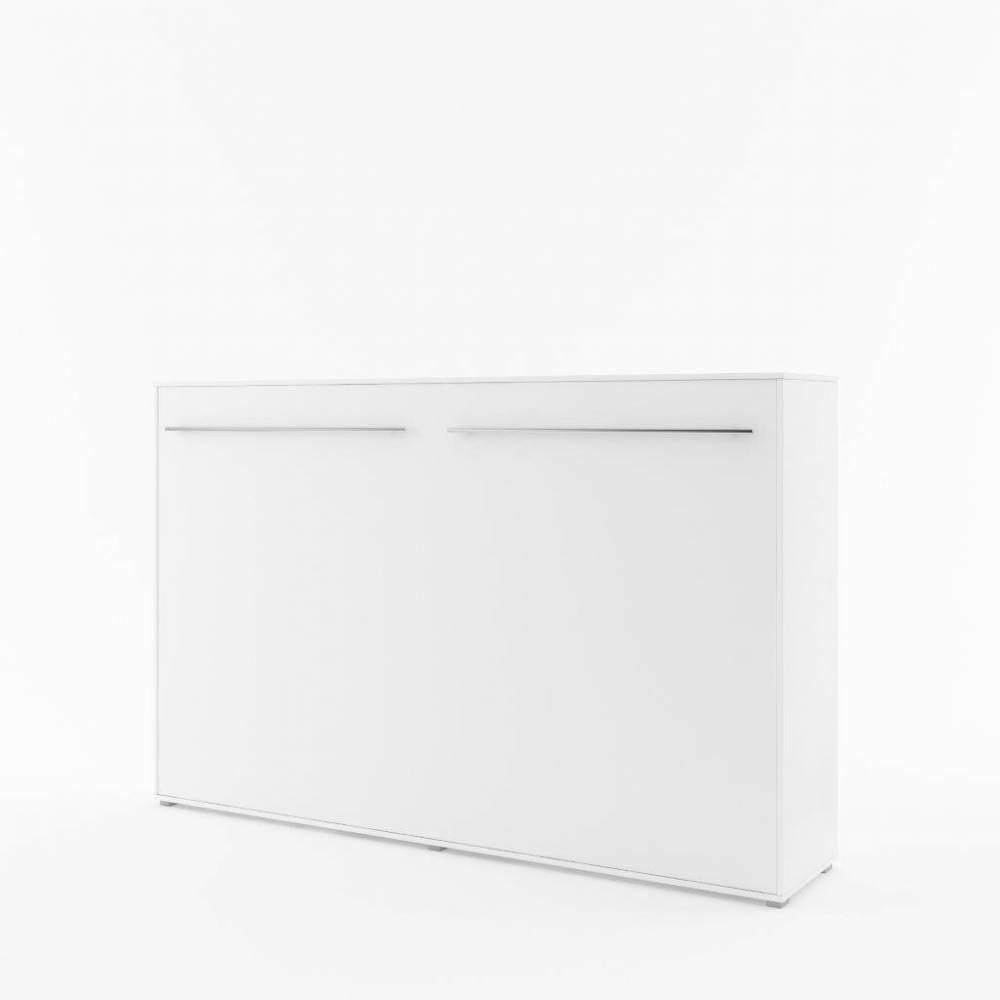 Sklápacia posteľ KOMFORT PRO CP-04, biela