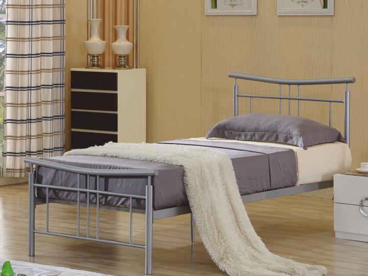 Jednolôžková posteľ 90 cm Dorado (s roštom)