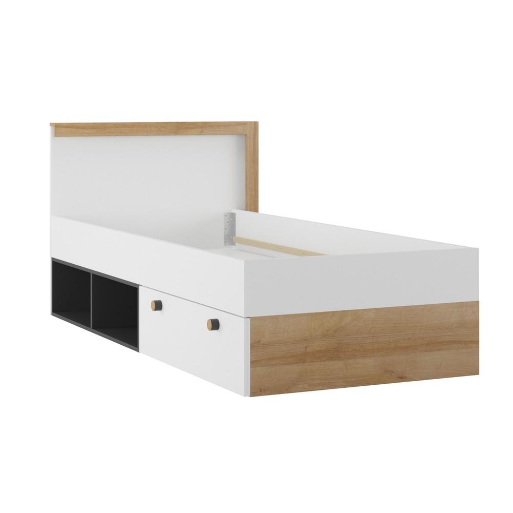Detská jednolôžková posteľ Szynaka Meble Riva