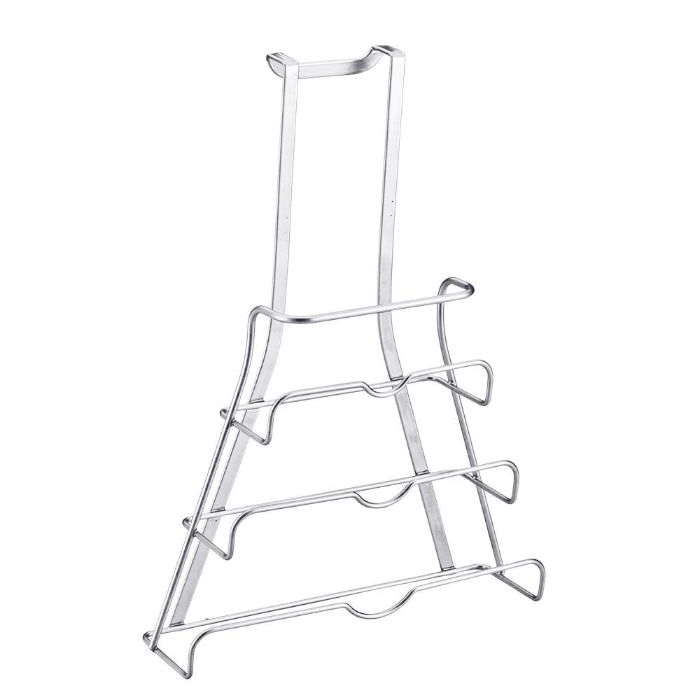 Držiak na poličky na dvierka Metaltex