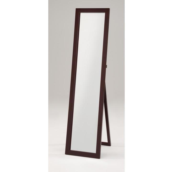 Stojanové zrkadlo AIDA   Farba: Capuccino