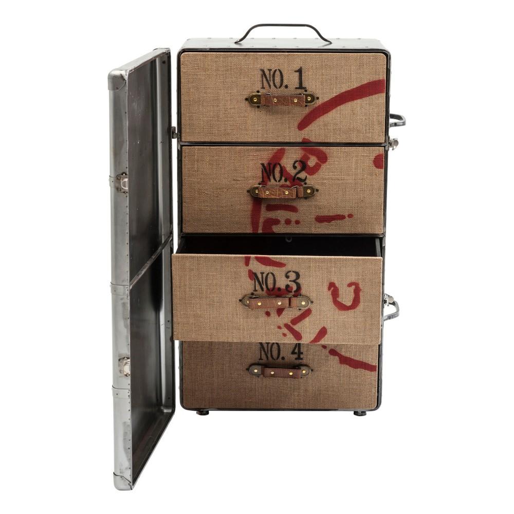 Komoda Kare Design Suitcase