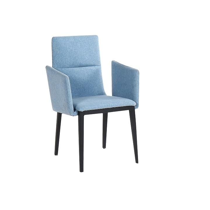 Jedálenská stolička Jenner (sivá)