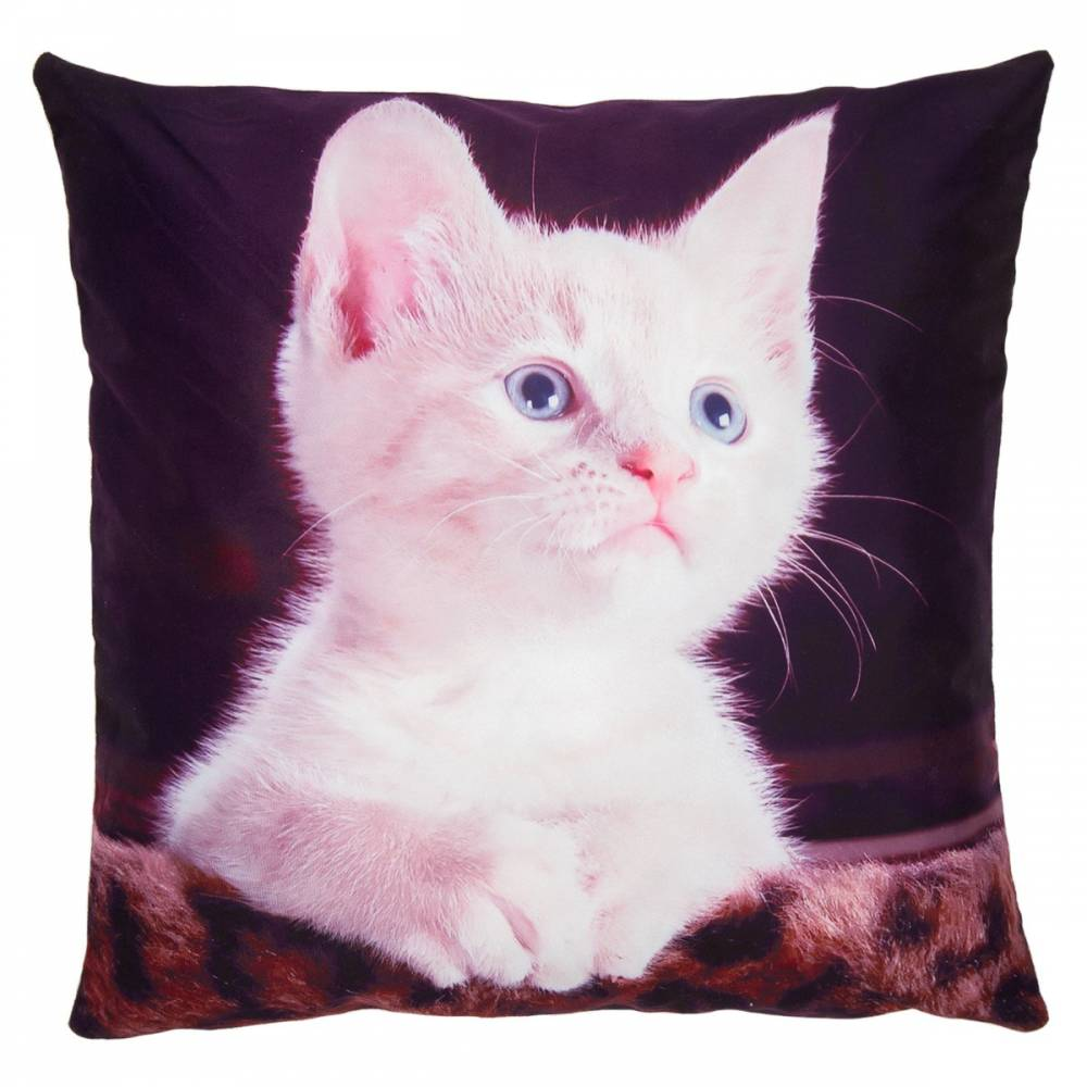 Jahu Obliečka na vankúšik Mačiatko, 40 x 40 cm