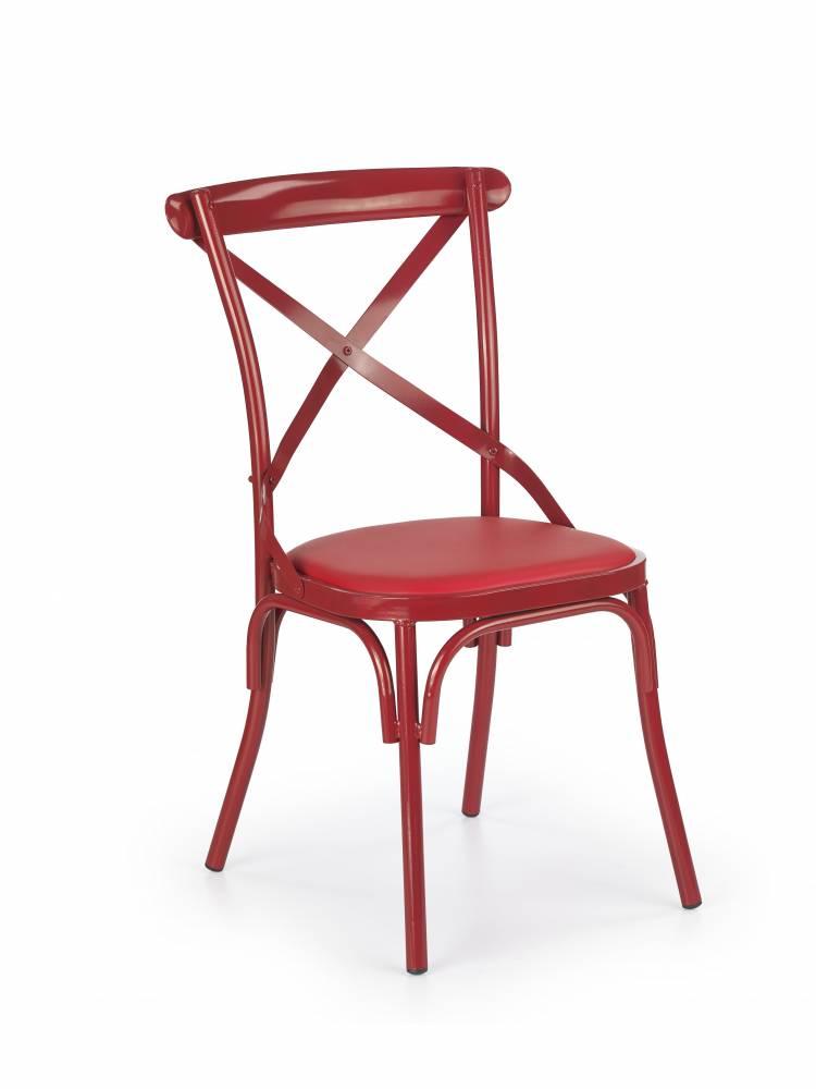 Jedálenská stolička K216 (červená)