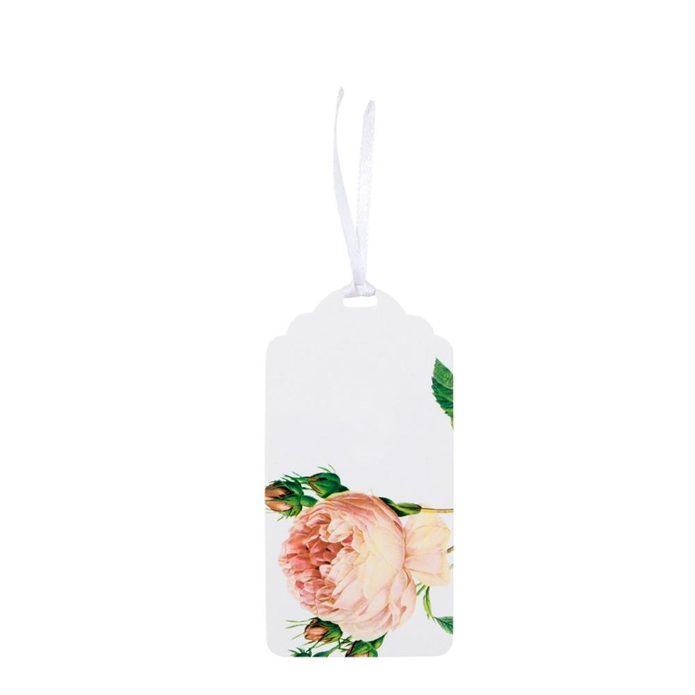 Papierové štítky Blossom, 10 ks