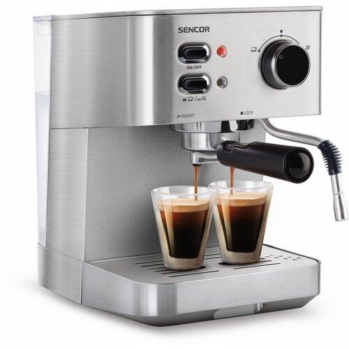 Espresso Sencor SES 4010SS nerez