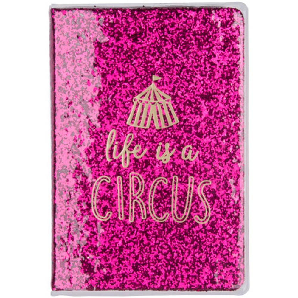 Ružový zápisník Tri-Coastal Design Circus